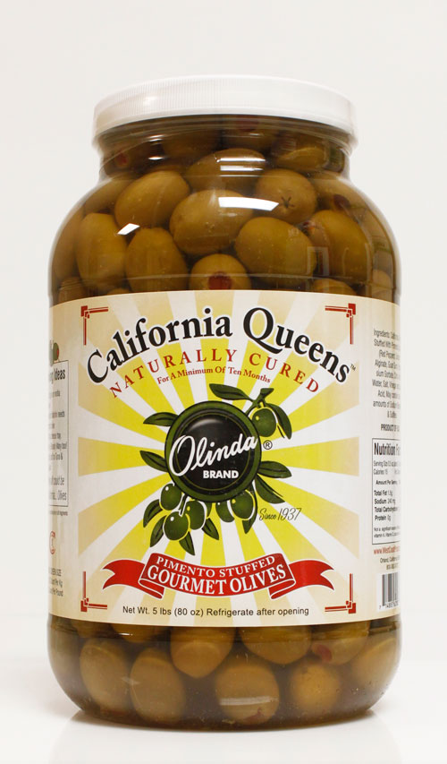 Olinda California Queen Jumbo Olives